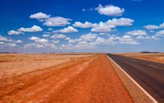 outback wa road