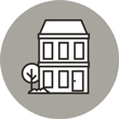 residential home icon
